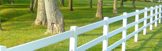 Environmentally Safe Horse Fencing